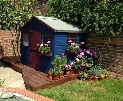 Shedrite's 6x4 wendy house