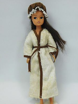 Vintage Pedigree Sindy 1977 Bath In Style Outfit 44295 (Doll Not Included)