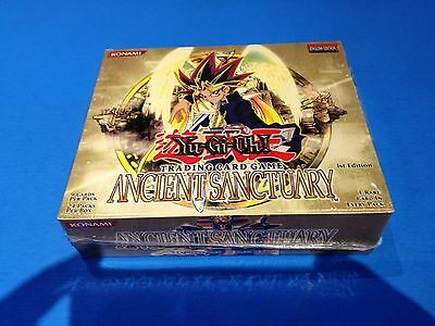 ANCIENT SANCTUARY - 1st Editon - Booster Box - Sealed New! - Yu-Gi-Oh!
