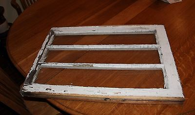 Vintage Sash Antique Wood Window Unique Frame Pinterest Wedding 3 Pane