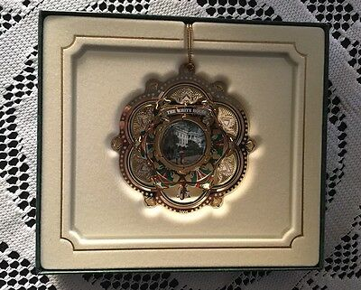 NEW 2005 The White House Historical Association Christmas Ornament