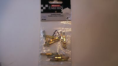 CARRERA 26362 EVOLUTION 1/32 SCALE Double Contact Brushes NEW  (PL)