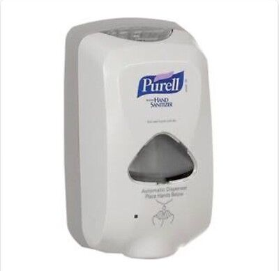 PURELL Gojo 2720-01 TFX, Touch Free Hand Sanitizer Dispenser, Dove Gray NEW