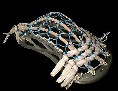 Brine RP3 X Lacrosse Head Custom Strung With Classic Traditional Pocket