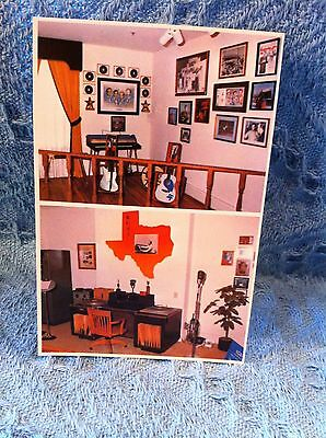 New Jim Reeves Museum, Nashville Tennessee Postcard