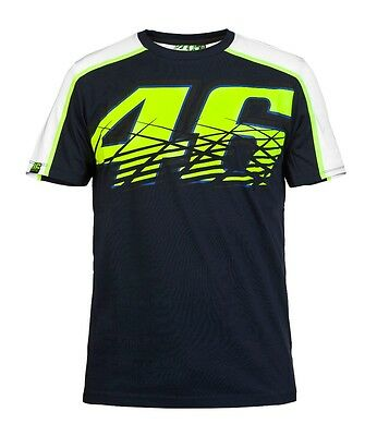 Valentino Rossi Official Blue 46 T-Shirt