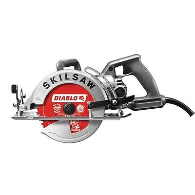 SKIL SPT77W-22 15 Amp 7-1/4 in. Worm Drive with Diablo Blade