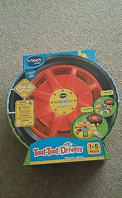 VTech,V tech Toot Toot Drivers Carry Case - NEW