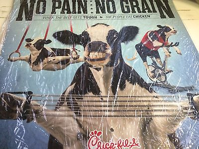 Chick-fil-A 2017 Cow Calendar & Digital Coupon Card (Over $40 of Food!)