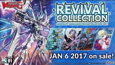 Cardfight Vanguard G-RC01 Booster Revival Collection Vol. 1 - SEALED PRE-ORDER