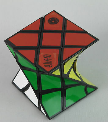 Calvin's Fisher Twist cube by Eitan Cher Shapeshifting puzzle