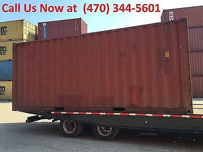 20ft Shipping Container Storage Container in Denver Colorado