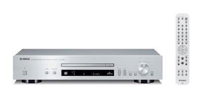 Yamaha CD-N301 Network CD Player Silver - Supports Airplay and Spotify
