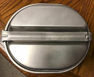 New USGI Wyott Mess Kit Camping Gear