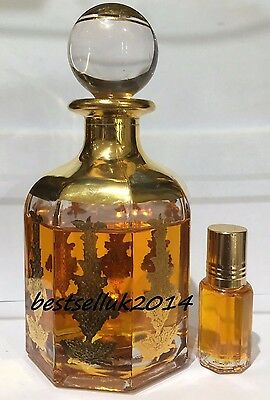 Egyptian Musk Perfume Oil-Sweet-Thick-Long Lasting High Quality Attar/ Itr 3Ml
