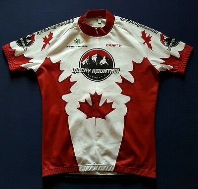 Rocky Mountain Shirt Trikot Jersey Bike Rad Mtb Gr.s
