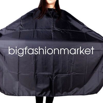 Waterproof Salon Hair Cut Hairdressing Barber Hairdresser Capes Gown Cloth Bfm