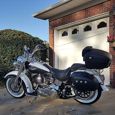 2009 Harley-Davidson Softail  2009 HARLEY DAVIDSON SOFTAIL DELUXE, Over $3500 in Extras! MINT Condition! FLSTN