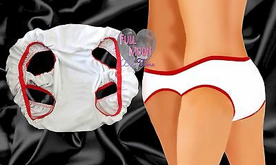 New Undies Underwear For Two With 4 Leg Holes Openings Novelty Gag Gift