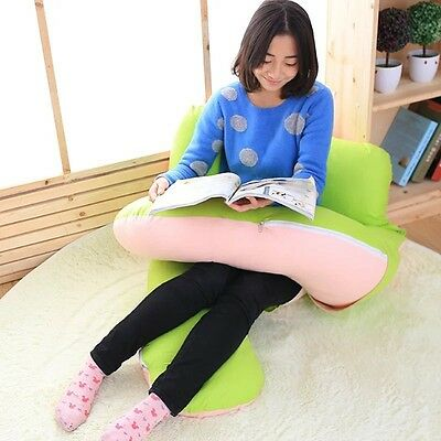 Baby Soft Pregnant woman Soft Toy Doll 140*75cm Valentine's Day 8 Color Gift