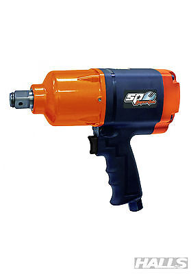 "SP Tools Pneumatic Race Series Impact Wrench Rattle Gun Air Tool 3/4"" - SP-9150"
