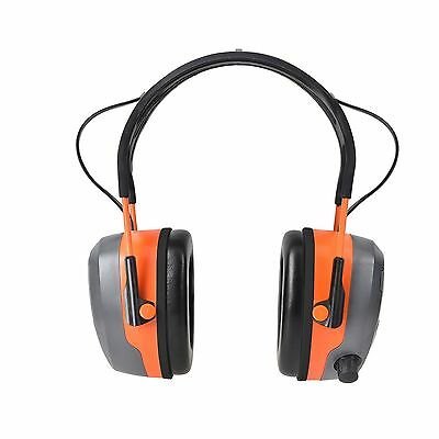 Tactix BLUETOOTH EARMUFF Hearing Protection with FM Radio for Home Handyman