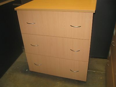 Lateral 3 Drawer Filing Cabinet -