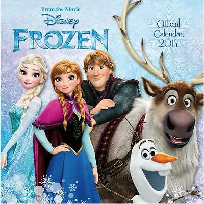 Frozen Calendar 2017 Brand New Official Licensed Product Free P&P