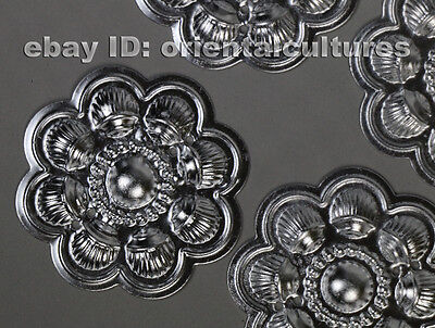 Tribal exotic chinese handmade miao silver DIY accessory ornament  1piece
