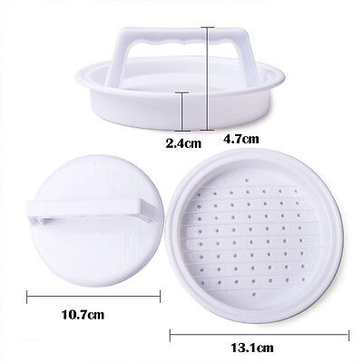 Hamburger Mold Kitchen Accessories Cooking Tools Meat Beef Grill Burger Maker