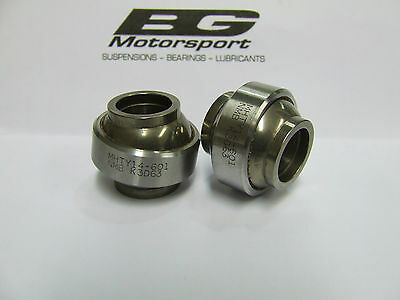 Nmb Spherical Bearings Mhty14-601 (Mbyt14) (Pair)