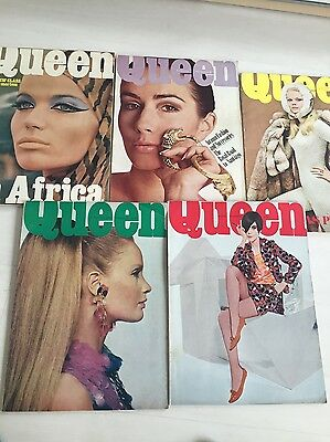 Queen 5 copies 1965  1966 Peggy Moffat  £29.99 shipping to UK £6