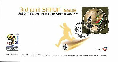 South Africa 2010 FIFA World Cup  FDC