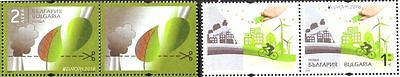 Mint stamps Europa CEPT 2016 from Bulgaria