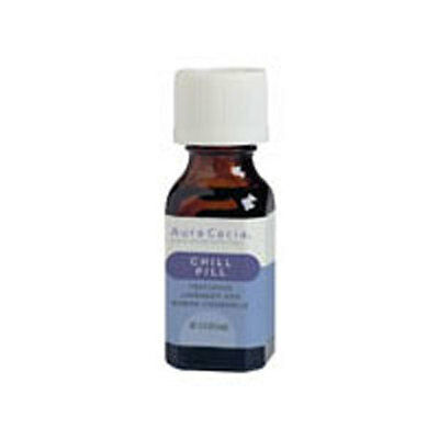 Essential Solutions Oil Chill Pill 0.5 Oz by Aura Cacia
