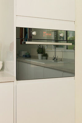 Indesit MWI424 Built-in Microwave with Grill stainless steel multifunctional