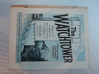 The Watchtower February 15 1954