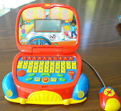 Child's Toy Computer/ Learning Device
