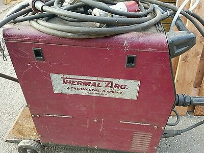 Thermal arc mig welder
