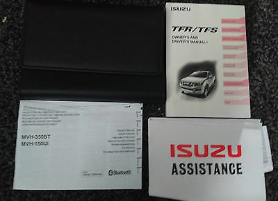 Isuzu Tfr/tfs Owners Manual 13/14