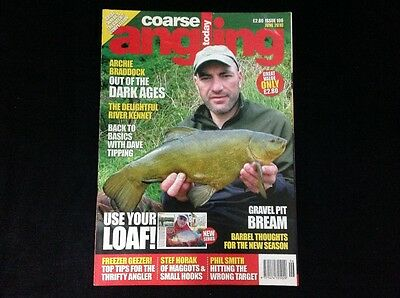 coarse angling today magazine issue 106 June 2010
