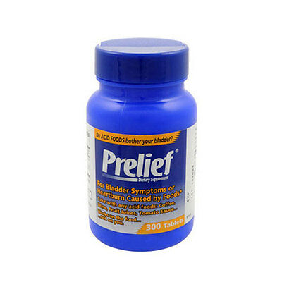 Prelief Dietary Supplement 300 Caps by Prelief