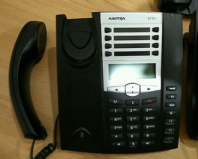 Aastra 6731i business IP phone