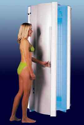 Tansun 48 Tube Vertical/stand Up Sunbed.