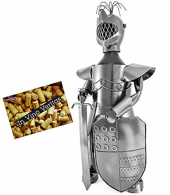 Gift Card Home & Garden Other Bar Tools & Accessories Brubaker Wine Bottle Holder Pharmacist Apothecary Metal Sculpture
