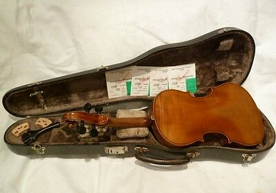 Private COLLECTION to SELL - 100: A good VIOLIN - GEIGE   *Josef LIDL v Brne*