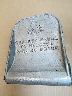 Original North American Aviation WWII Aircraft Rudder Pedal P-51 B-25 T-6  RIGHT