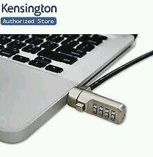 Portable combination lock laptop Kensington