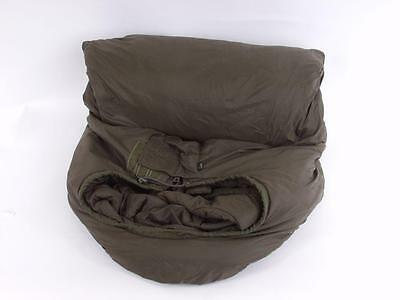 Gr.L Schlafsack Carinthia Army oliv gebraucht Camping Outdoor Mumienschlafsack