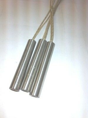 "Cartridge Heater 1/2""diameter x 3""long, 230/240volt 750w"